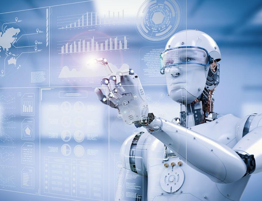 Using Robotics to Lighten the Burdens of VAT Processes