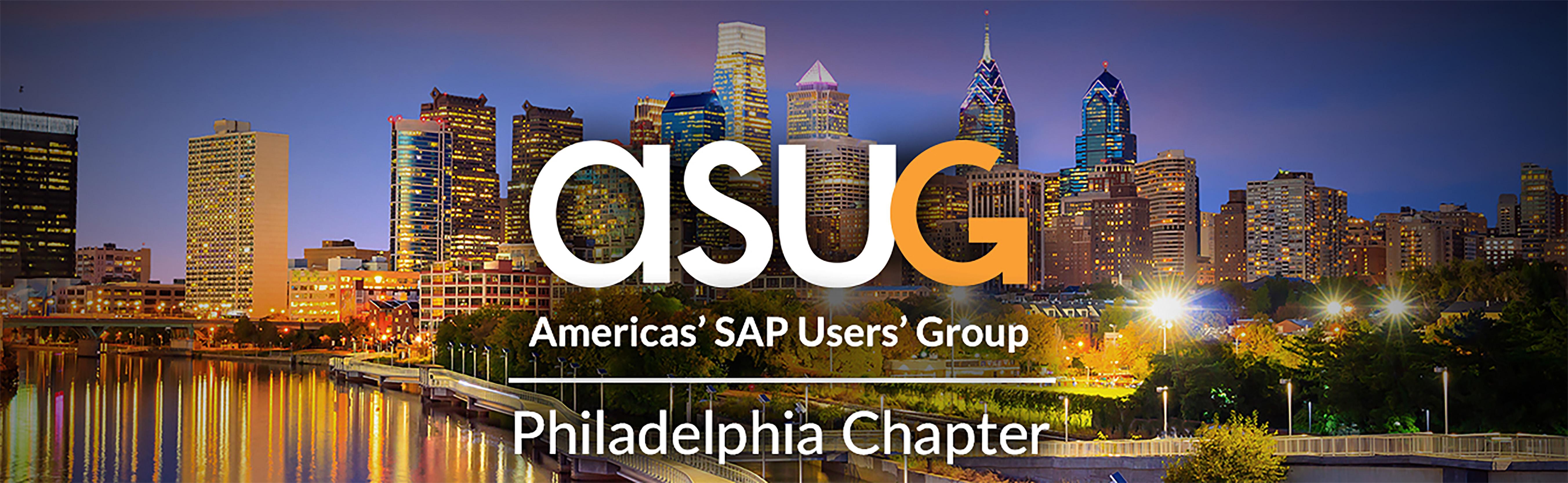 SAP ASUG Philadelphia and Vertex Inc.