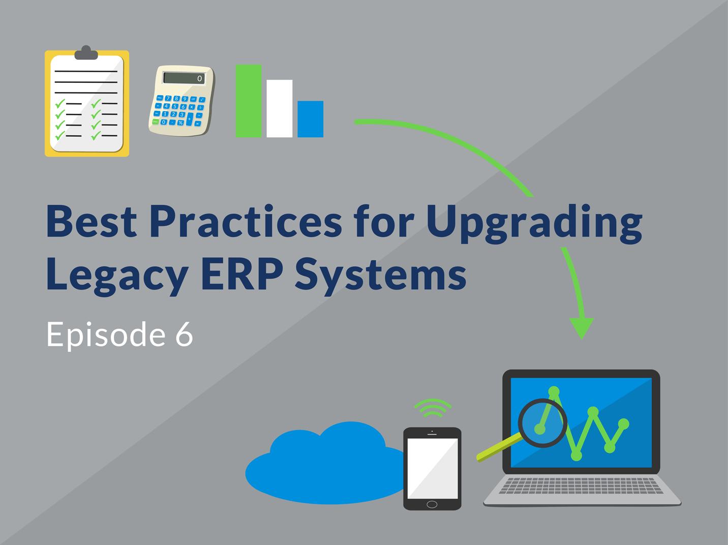 Best Practices for Upgrading Legacy ERP Systems