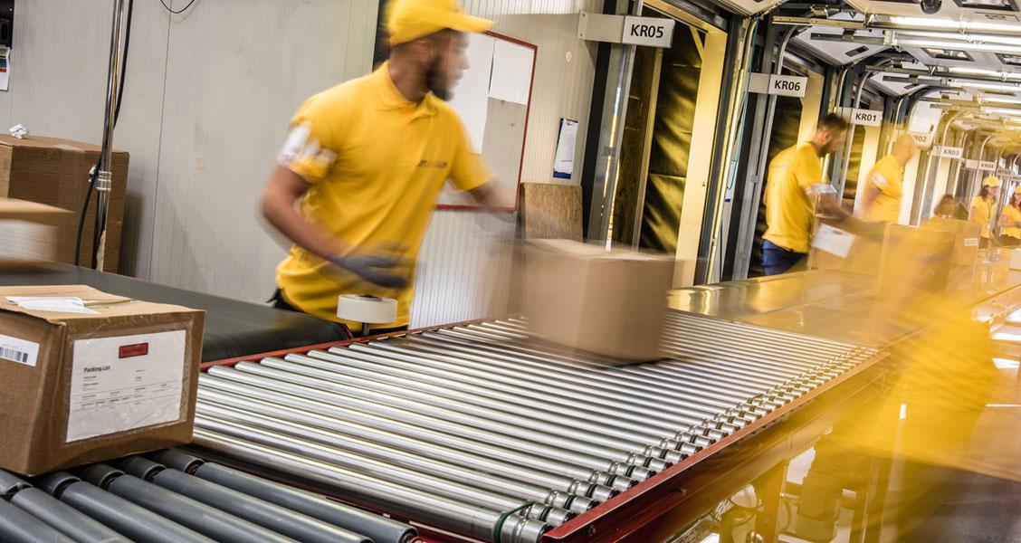 Industry Logistics Distribution