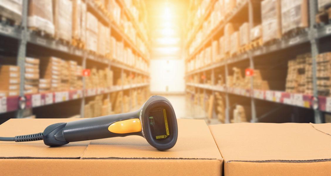 Industry Warehouse Scanner