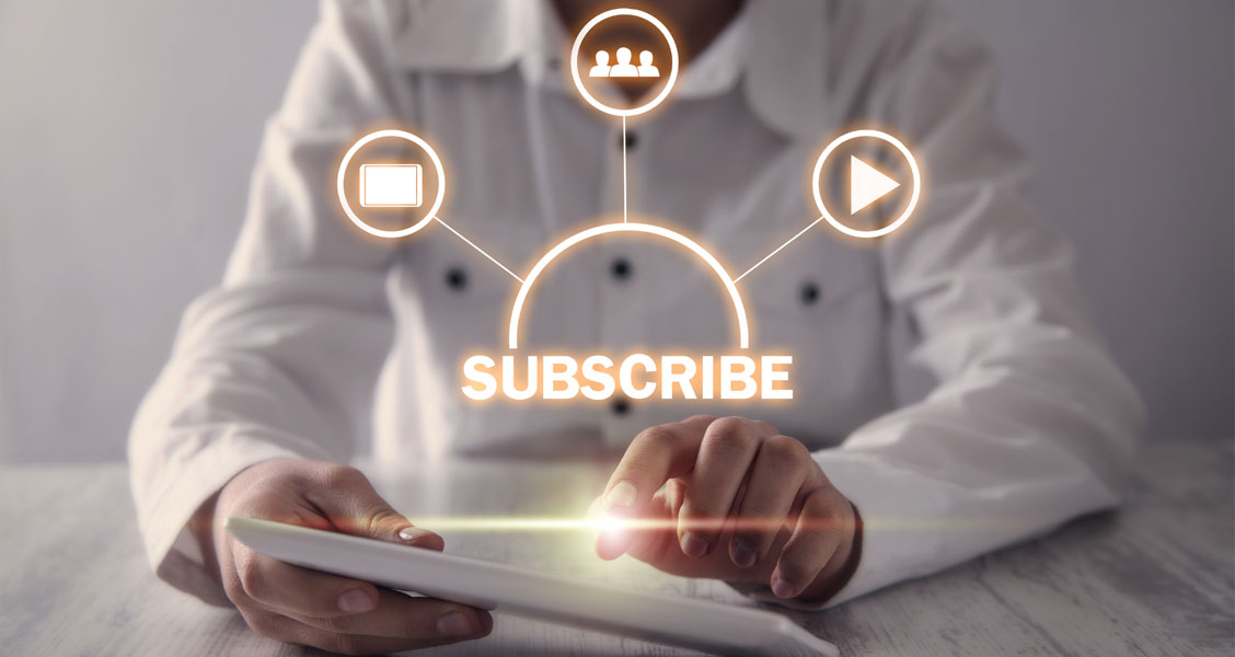 Subscription Business Tax Solution