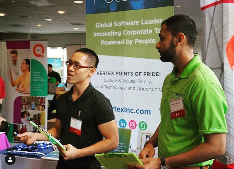 Campus Recruiting at Vertex Inc.