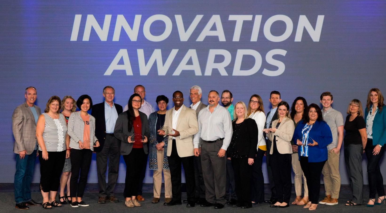 Innovation Award Winners