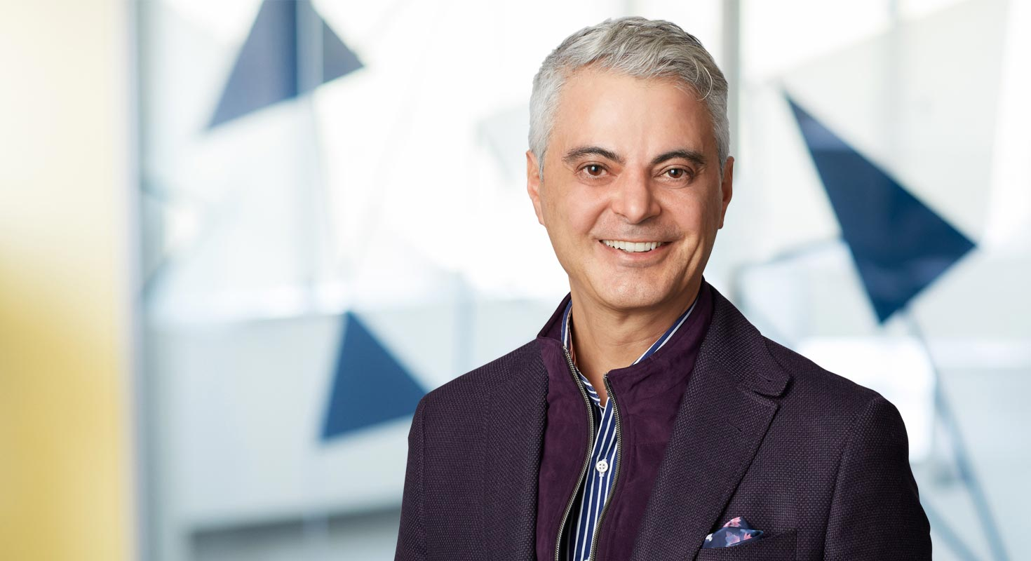 Sal Visca, Chief Technology Officer
