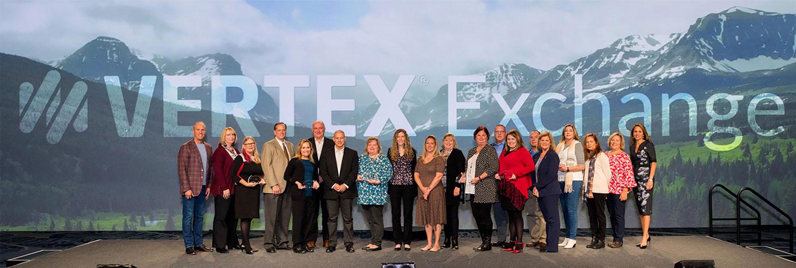 Vertex, Inc. is a 2019 Innovation Awards winner.