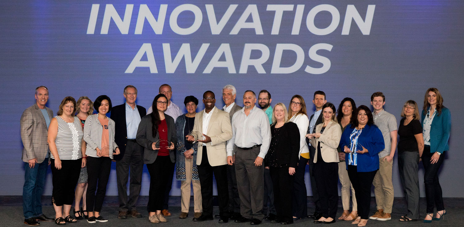 Vertex Innovation Award Winners