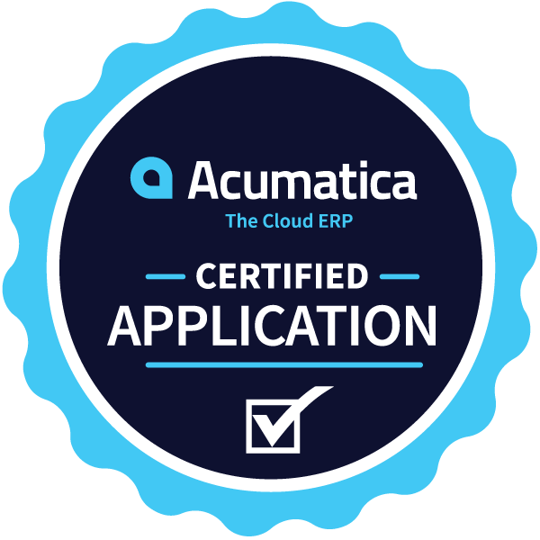 Acumatica Certified Badge