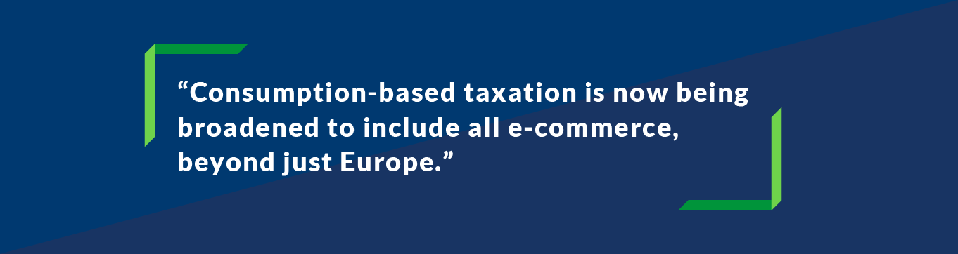 Consumption-Based Taxation