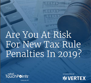 Are You At Risk For New Tax Rule Penalties in 2019?