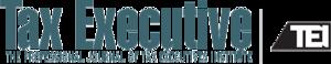 Tax Executive Logo