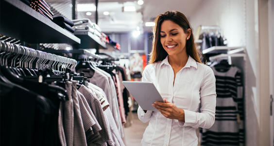 Clothing Retail Tax Solution