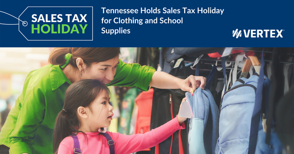 Tennessee 2020 Sales Tax HOliday