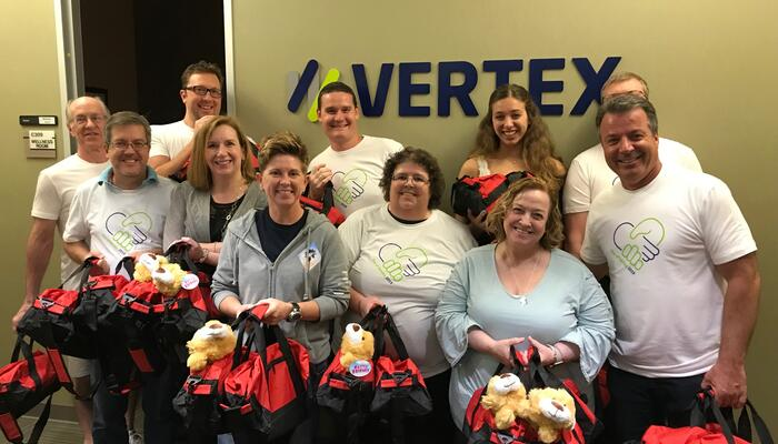 Sarasota Vertex Day of Service